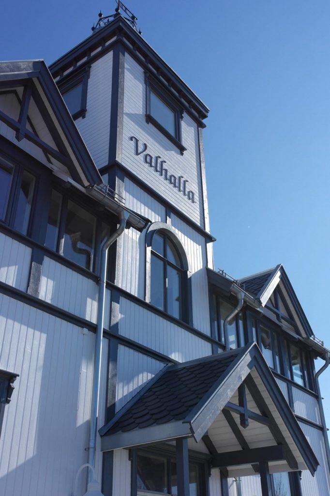 Valhalla, Fredrikstad